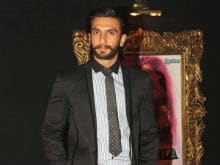 <I>Padmavati</I> Controversy: Ranveer Singh Says Don't Want To Focus On Negative Events