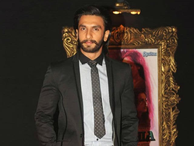 Padmavati Controversy: Ranveer Singh Says Don't Want To Focus On Negative Events