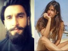 Ranveer Singh Welcomes Katrina Kaif On Instagram In Typically Filmy Style