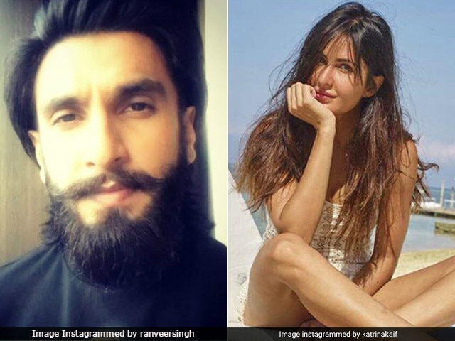 Ranveer Singh Welcomes Katrina Kaif On Instagram In Typically Filmy Style