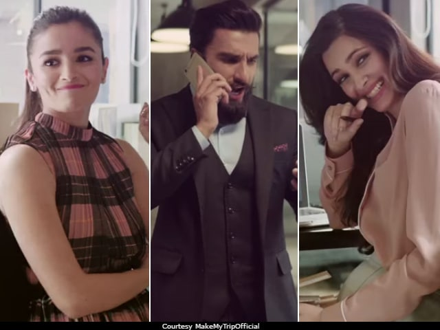 Viral: Alia Bhatt, Diana Penty Burn Smooth Operator Ranveer Singh. Just Like That