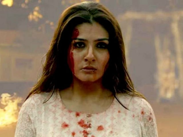 Maatr Box Office Collection Day 2: Raveena Tandon's Film Makes A Shade Under A Crore