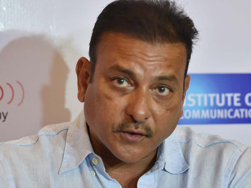 "Indian Cricketers' Salary of Rs.2 Crore Is ""Peanuts"": Ravi Shastri"