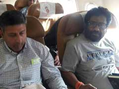 Shiv Sena MP Ravindra Gaikwad Finally Gets A Business Class Seat On Air India
