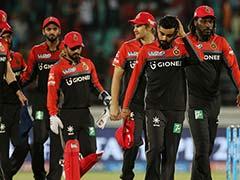 IPL 2017: Chris Gayle, Virat Kohli Shine As Royal Challengers Bangalore Beat Gujarat Lions By 21 Runs