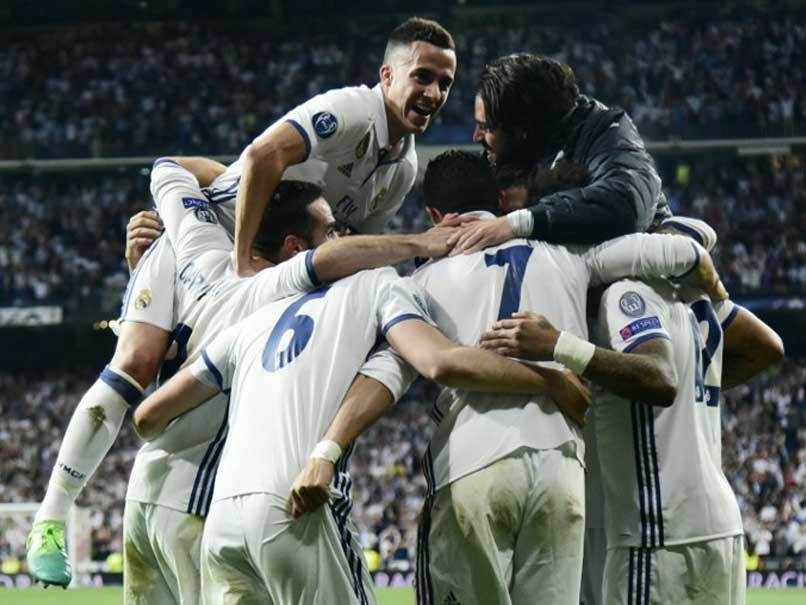 Champions League: Cristiano Ronaldo Hat-Trick Fires Real Madrid Into Semis