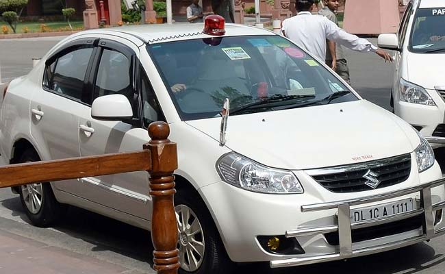 Nagaland Cabinet Bans Beacon For Government Vehicles