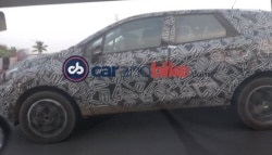 Renault Kaptur Spotted Testing In India Ahead Of Diwali Launch