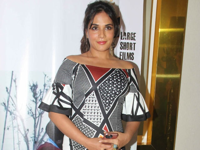 Richa Chadha Is A Producer Now And Here's What She Wants To Do