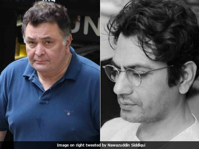 Rishi Kapoor Reveals He Has A Role In Nawazuddin Siddiqui's Manto