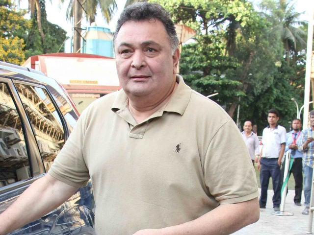Rishi Kapoor In Trouble With Civic Body For 'Chopping' Instead Of 'Trimming' Tree