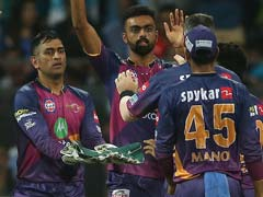 IPL 2017: Rising Pune Supergiant Edge Out Mumbai Indians By 3 runs In Tense Finish