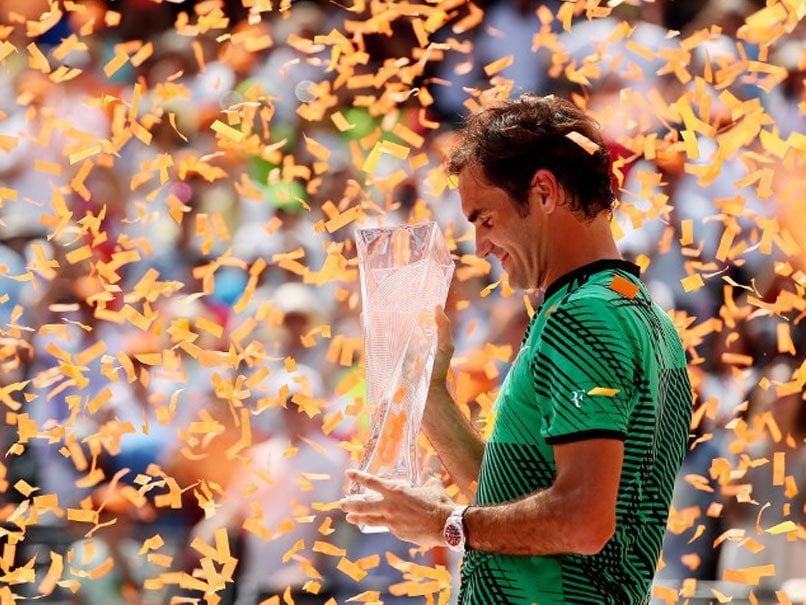 Miami win propels Federer closer to Number 1 position !