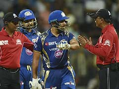 IPL 2017: Rohit Sharma Did Not Shout at Umpire, Says Harbhajan Singh