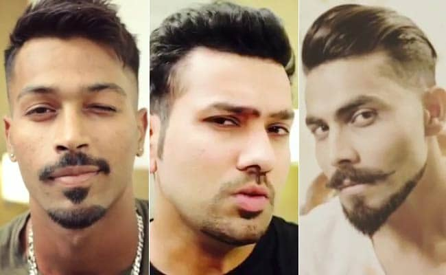 Rohit Sharma Joins Hardik Pandya, Ravindra Jadeja To #BreakTheBeard