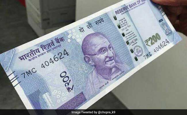 Real Or Fake? Pic Of Rs 200 Note Is Viral On Social Media