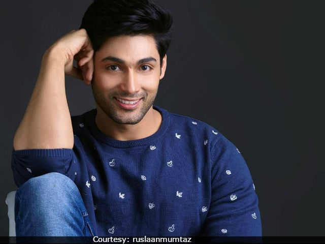 Ruslaan Mumtaz Says Entertainment Industry 'Doesn't Judge Women'