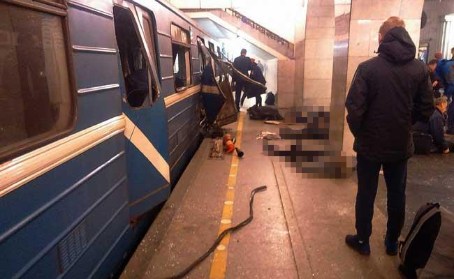 UN Condemns 'Barbaric' Russian Metro Attack