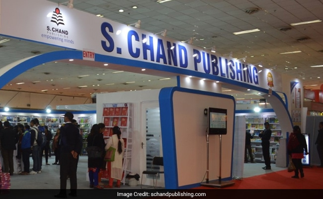 S Chand and Company's shares hit high of Rs 707.