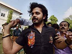 श्रीसंत पर प्रतिबंध: उच्च न्यायालय ने विनोद राय पैनल को नोटिस भेजा