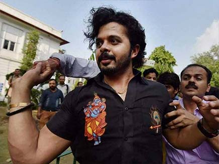 Banned S Sreesanth To Approach Supreme Court