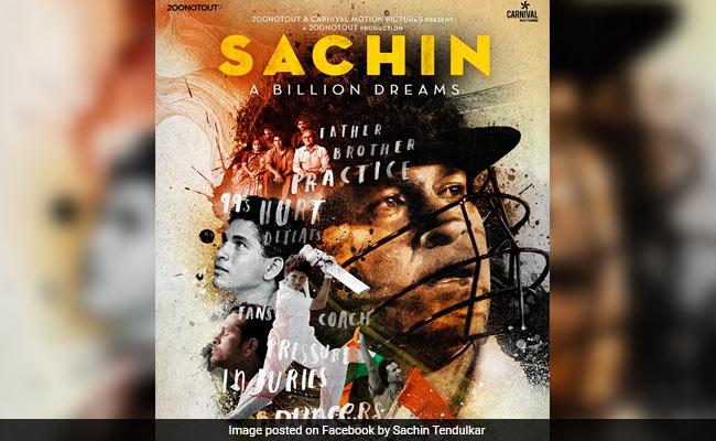 रिलीज हुआ 'सचिन ए बिलियन ड्रीम्स' फिल्म का ट्रेलर, 2 मिनट 13 सेकेंड में देखिए सचिन के जीवन की एक झलक