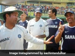 Sachin Tendulkar Seeks Caption For Picture With Virender Sehwag