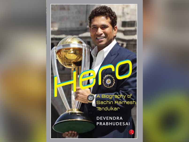 Book Excerpt: Seemed It Was Time For Sachin To Go. He Chose To Continue