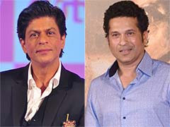 Shah Rukh Khan's Tweet Brought Out Sachin Tendulkar's Philosophical Side