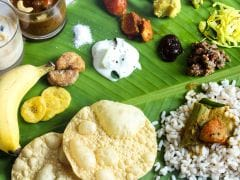 Happy Vishu 2017: Vishu Sadhya, Kerala's Grand New Year Feast