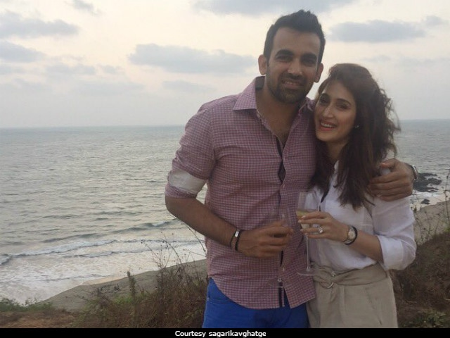 This Is When Sagarika Ghatge And Zaheer Khan Will Start Planning Their Wedding