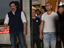 Sonu Nigam <i>Azaan</i> Row: Saif Ali Khan Says Singer's Tweets Were 'A Bit Aggressive'