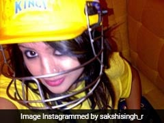 IPL 2017: Sakshi Dhoni's Fitting Reply To Rising Pune Supergiant Owners