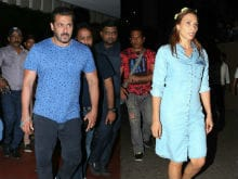 Salman Khan, Iulia Vantur Return From Maldives Vacation. See Pics