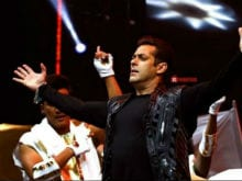 Salman Khan's Da-Bangg Tour: A Sneak Peek Into The Actor's Auckland Show