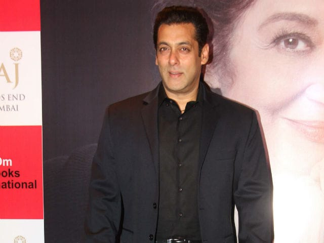 Why Salman Khan 'Won't Be Able To Write An Autobiography'