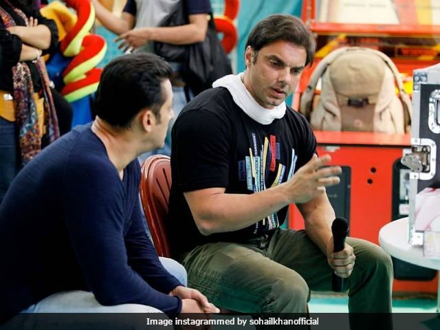 Working With Salman Khan Is An Advantage: Sohail Khan