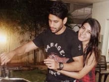 Inside Samantha Ruth Prabhu And Naga Chaitanya's Weekend Party