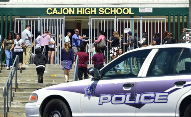2 Dead In Apparent Murder-Suicide At California School: Police