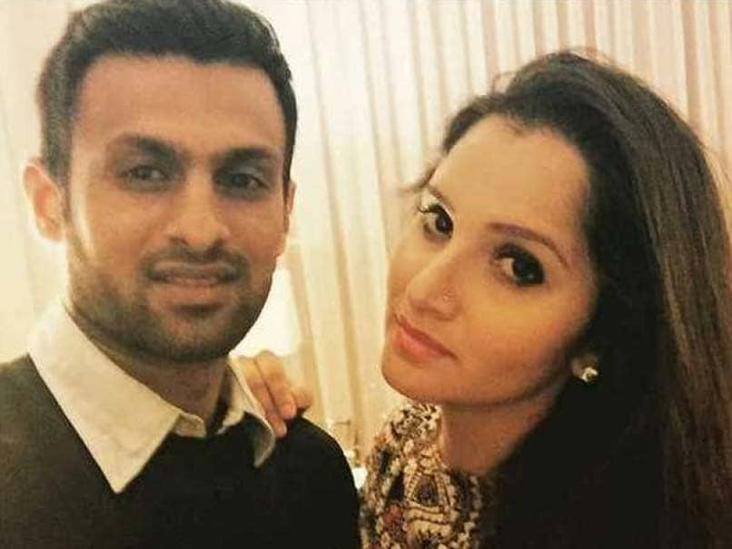 Shoaib Malik, Sania Mirza Celebrate 7 Years Of Marriage And Success Against West Indies