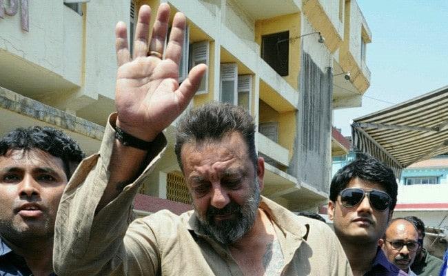 संजय दत्त ने सिंगल टेक में ही ओके कर दिया 'भूमि' का यह सीन