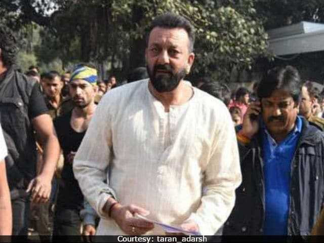 Sanjay Dutt Changes Bhoomi's Release Date To Avoid Box Office Clash Of Comeback Film