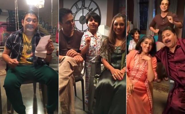 Sarabhai vs Sarabhai: Old Characters, New Rosesh Poem In Facebook Video