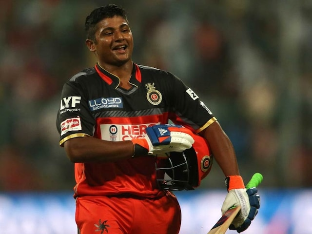 IPL 2017: RCB May Lose Sarfaraz Khan After He Sustains Injury