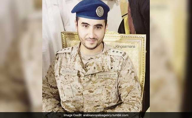 Saudi King's Air Force Pilot Son Named US Envoy