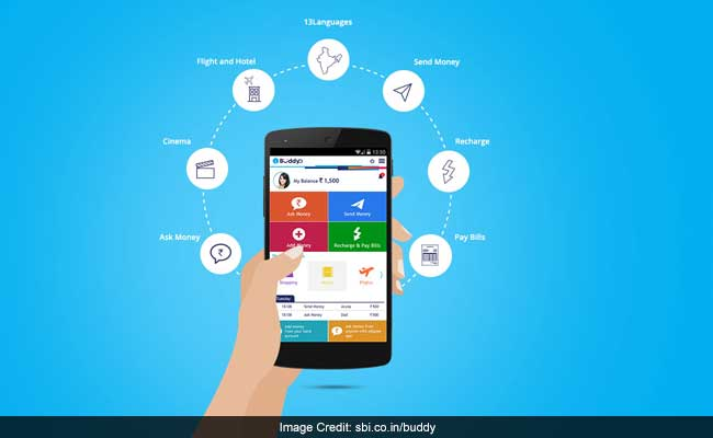 SBI's Mobile Wallet App 'Buddy' Crosses 10 Million Downloads