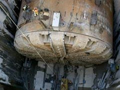 One Of The World's Biggest Tunnels Was Hit By Sinkhole. Now, Progress