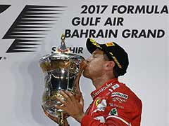 Sebastian Vettel Wins Bahrain Grand Prix As Lewis Hamilton Pays Penalty
