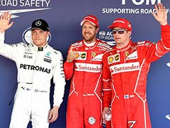 F1: Sebastian Vettel Grabs Pole for Russian GP In Ferrari One-Two