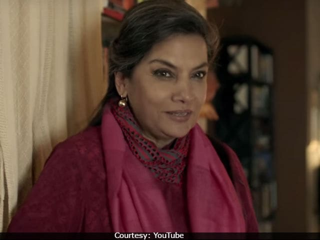 <i>Sonata</i> Movie Review: Shabana Azmi's Presence Brightens Aparna Sen's Film